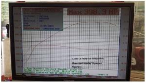 EFR IWG 7670 Dyno Pump Gas