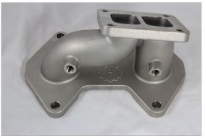 Investment Cast 347SS EFR IWG Turblown Manifold