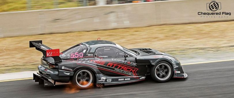 VicTimeAttack FD3S Rx7